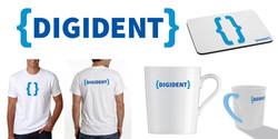 Digident logotype
