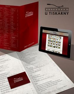 Restaurant corporate design