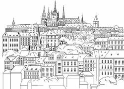 Prague in lines