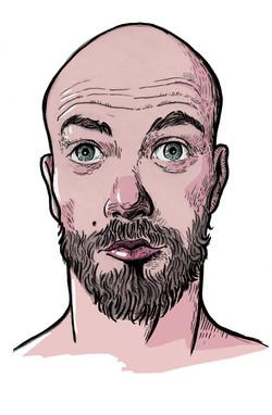 mazacio portret