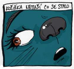 A short animal love comics.
