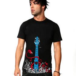 ROCK.CZ T-shirt design