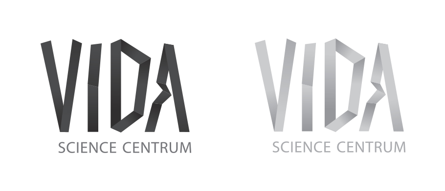 VIDA - science centrum logotype