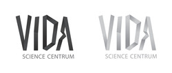 VIDA - science centrum logotype