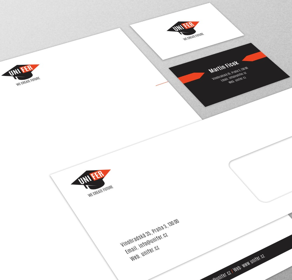 UNIFER corporate design