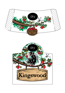 Kingswood labels
