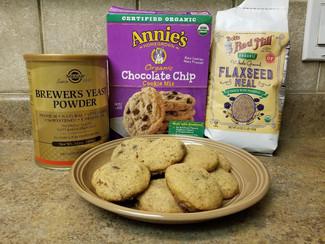 Lazy Lactation Cookies
