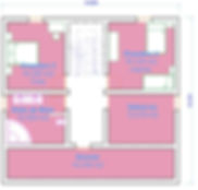 PlanMaison des Champs Etage 2