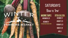 Visit Us at the FOCO Winter Market