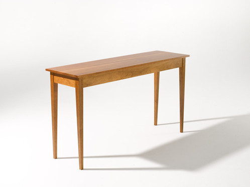 Great The Cherry Hall Table Will Be A Centerpiece In Your Home. Handcrafted In  The Shaker Tradition, The Table Features Strong Mortise And Tenons Joints  That Are ...