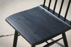 Ebonized White Oak Chair