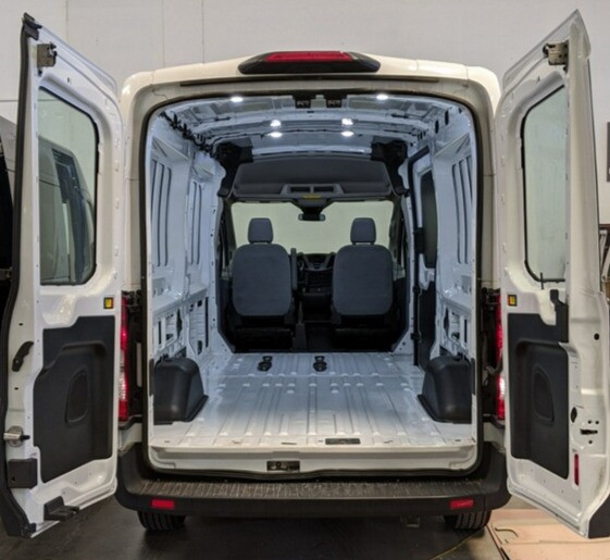 Pre Converted Ford Transit