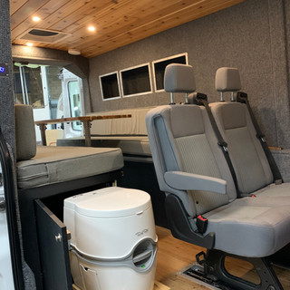 Converted Ford Transit