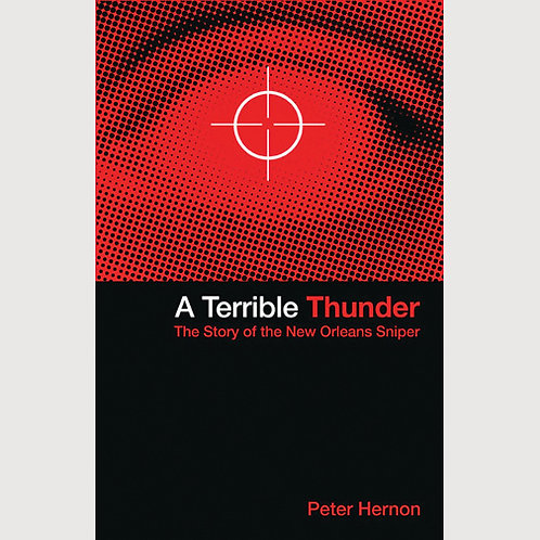 A Terrible Thunder by Peter Hernon