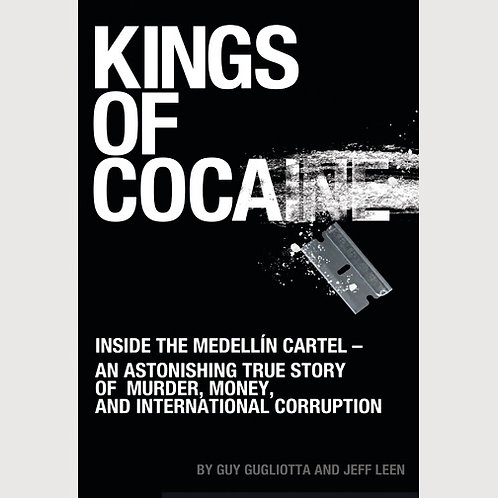 Kings of Cocaine (ebook)