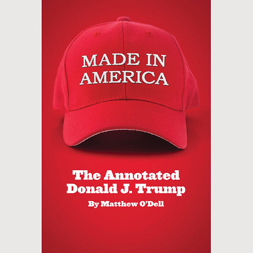 Made in America by Matthew O'Dell