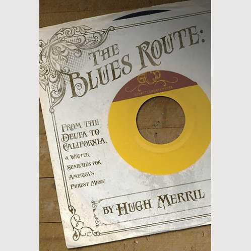 The Blues Route (ebook) by Hugh Merrill