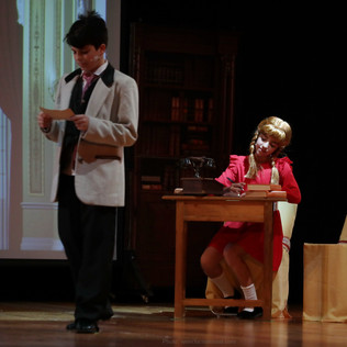 """In scena con il Musical """"Annie Jr."""""""