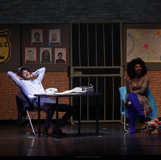 """In scena con il Musical """"Sister Act"""""""