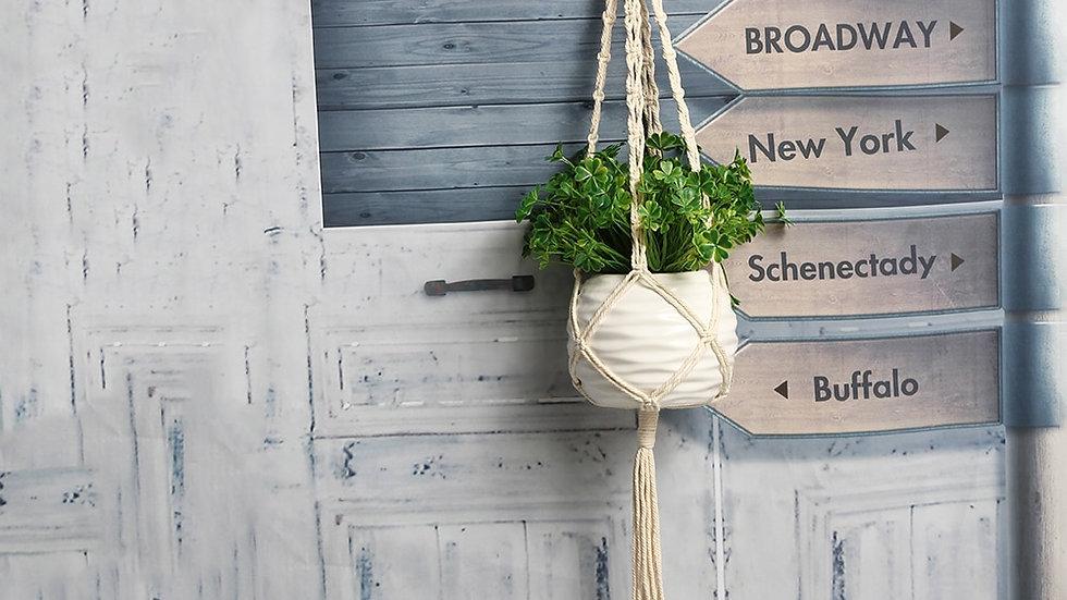 Plant Basket Holder