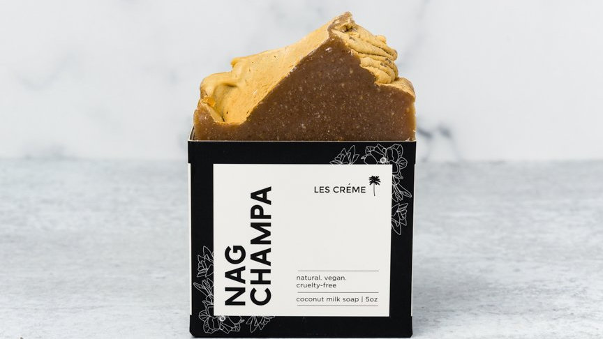 Nag Champa Coconut Milk Soap