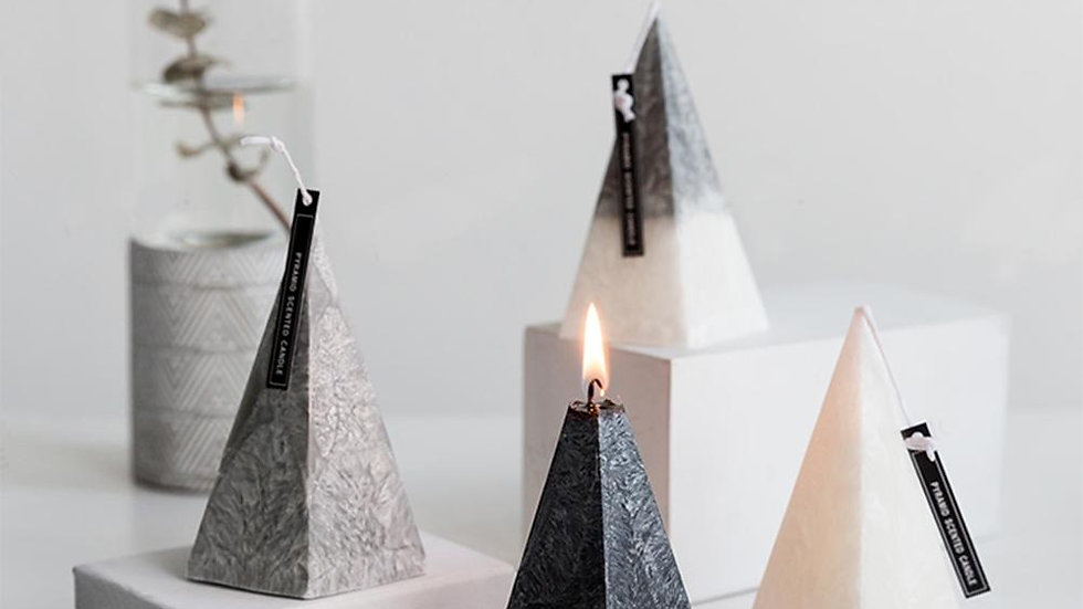 Aromatherapy Candle Iceberg Tabletop Decoration 3D