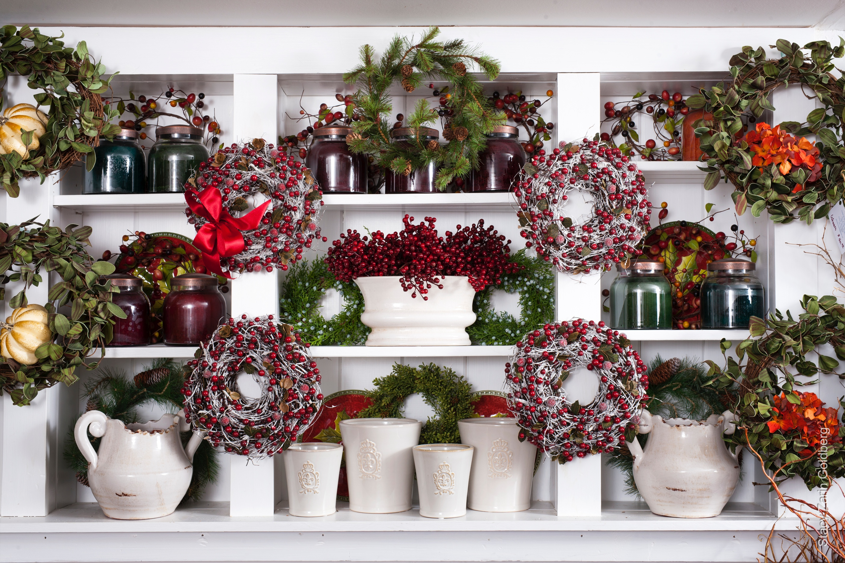 Custom Wreaths of Potomac
