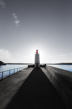 Môle des noires, Saint-Malo