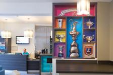 Galerie des trophées