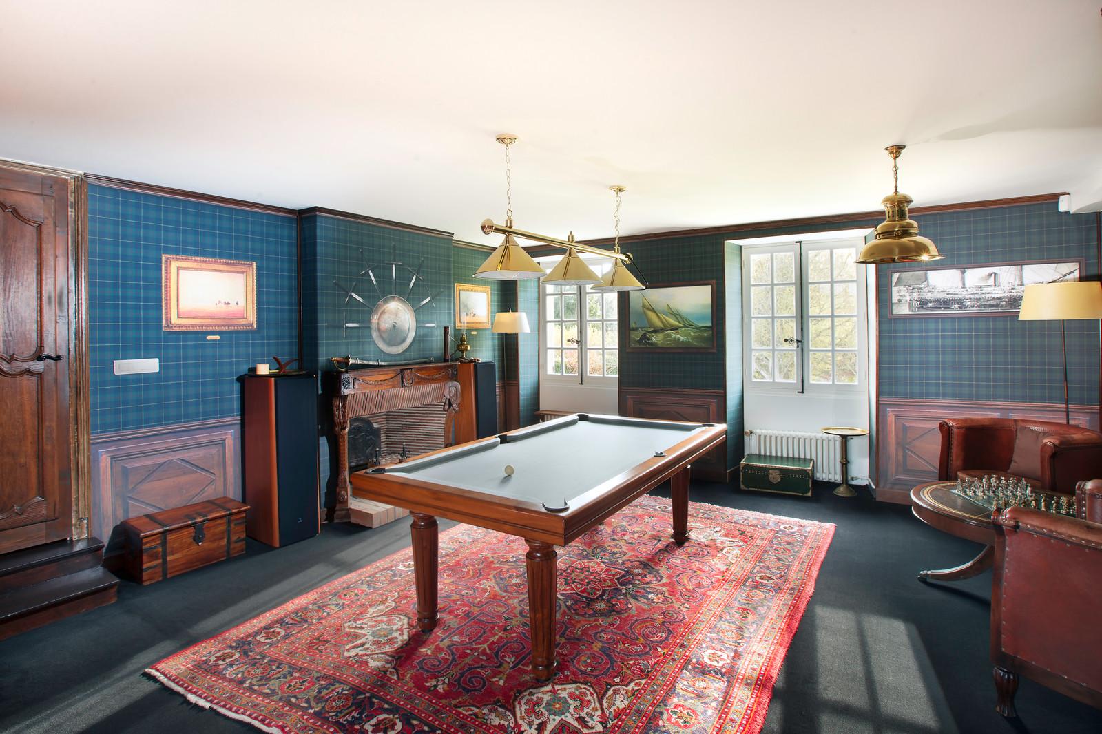 Décor Salle De Jeux décor complet pour salle de jeux privée.