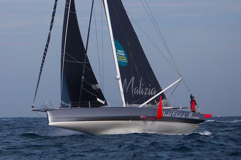 Imoca Malizia II - Yacht Club de Monaco, Boris Herrmann
