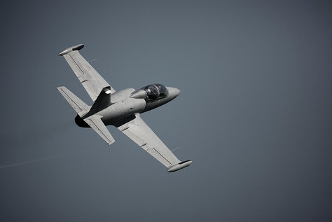 Reportage Albatros L39