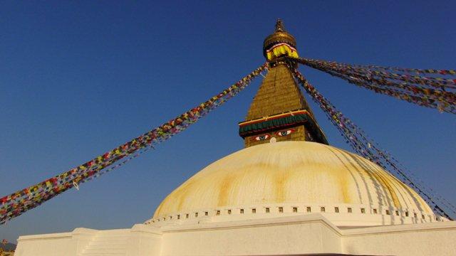 Boddhanath Stupa