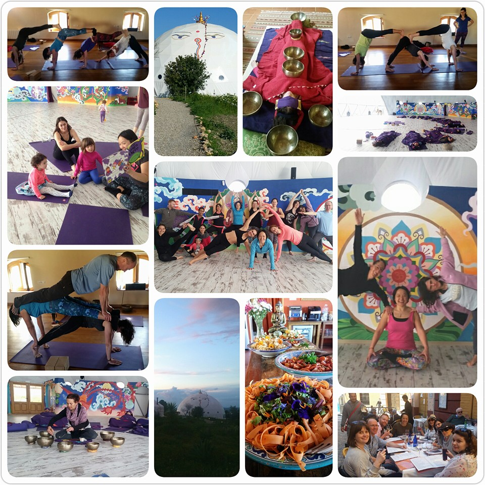 YogaLing Suryalila Retreat 2016