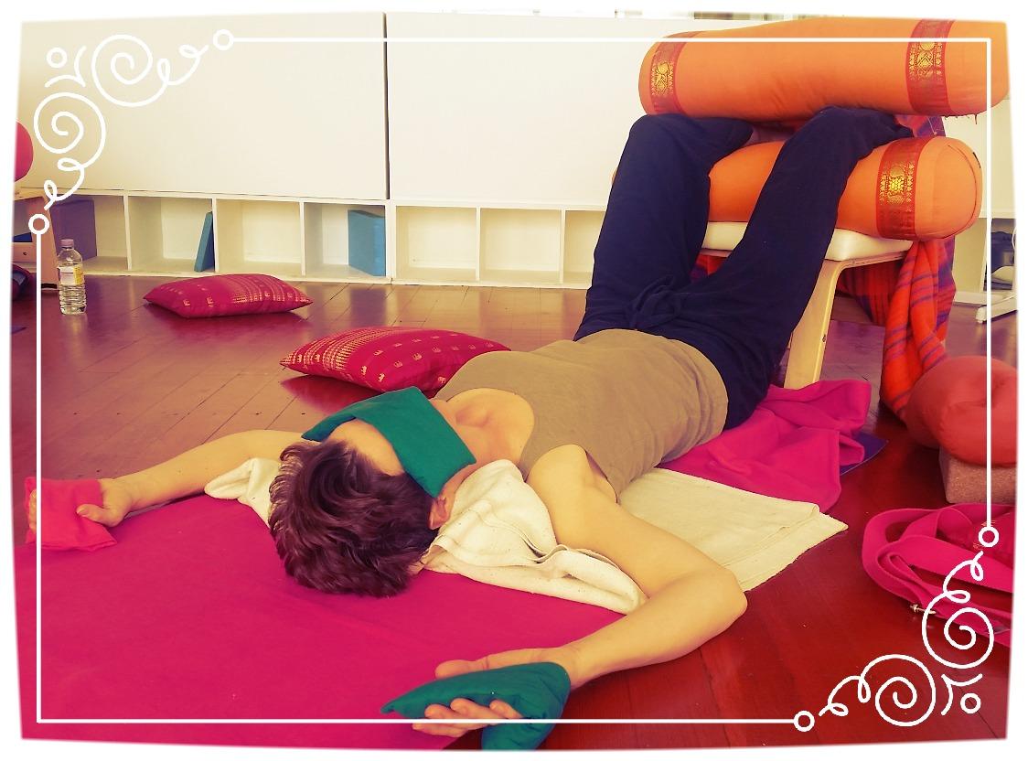 Online Restorative Yoga