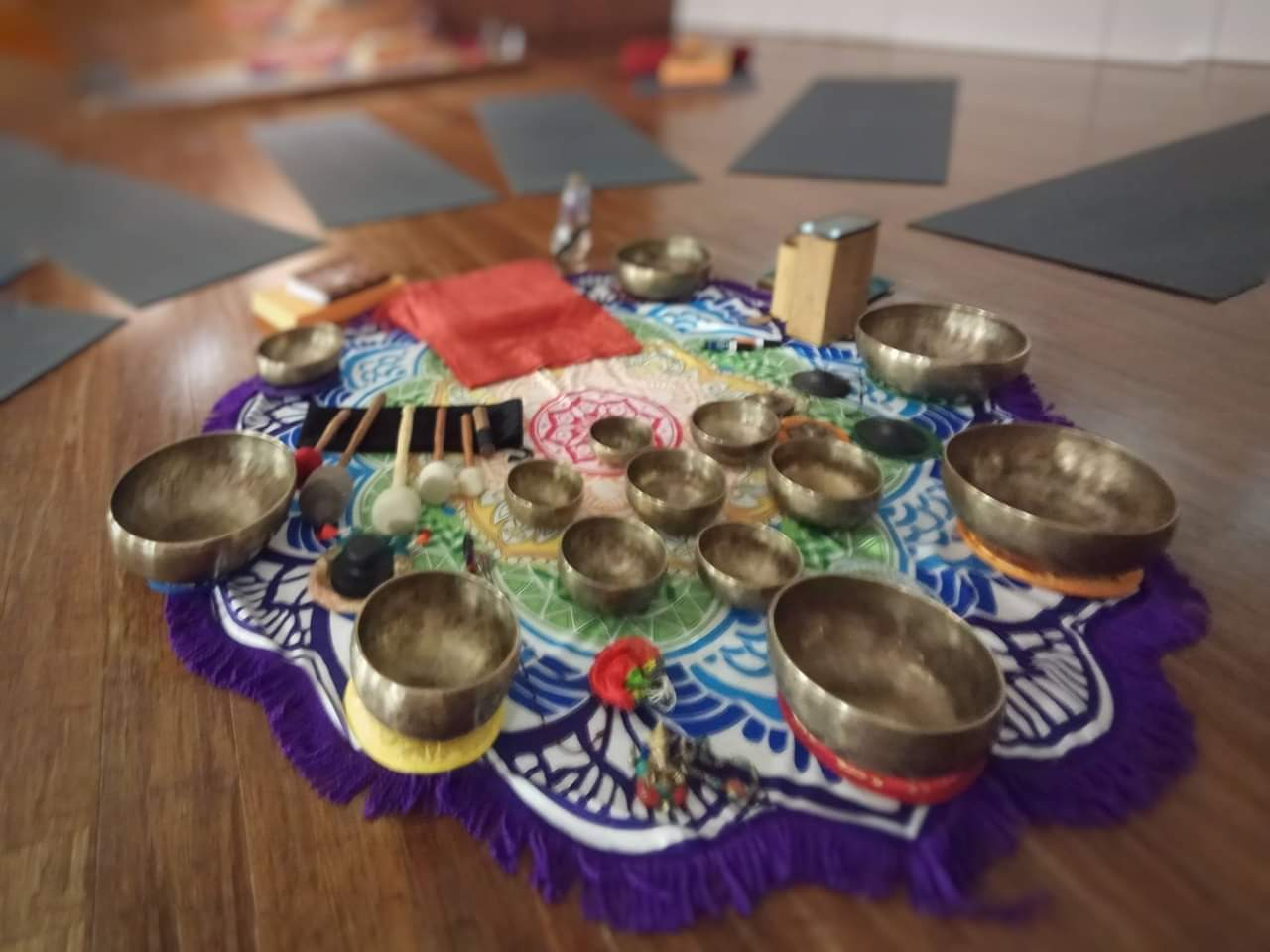 Yin & Yoga Nidra Sound Bath