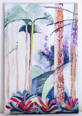 Alison Chapman Andrews 'Palms at Hunte's