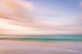 Andre Donowa 'Morning at the Beach'
