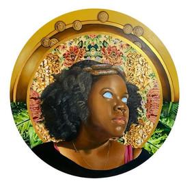 Akilah Watts 'A Vision of my island'