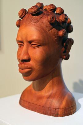 Kenneth Black Blackman 'Nubian Woman'