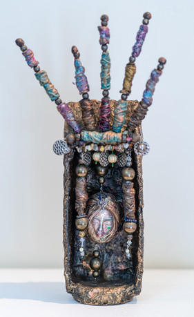Amanda Trought 'Home Treasure Altar'