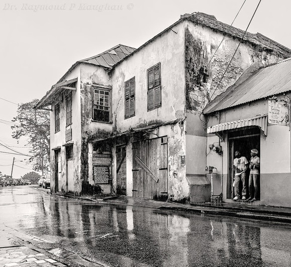 'Heritage Speightstown' by Raymond Maugh