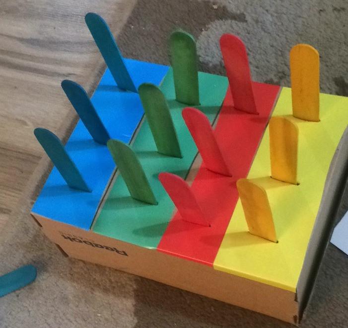 kako da dete najlakse nauci boje