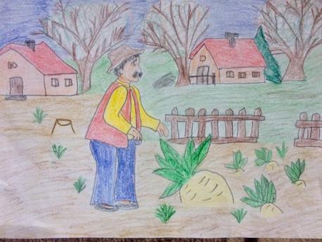 """Zašto je priča """"Deda i repa"""" priča koju svako dete treba da čuje? Razvoj govora"""
