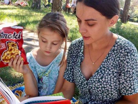 Preporuka knjige za čitanje- knjiga za roditelje. A za decu? Čik, probajte!?