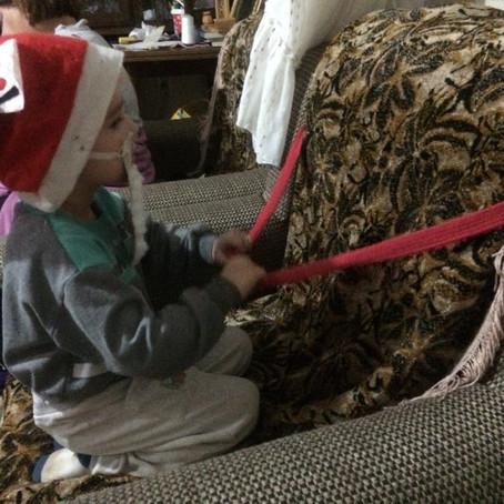 Brada za Deda Mraza, igre uloga