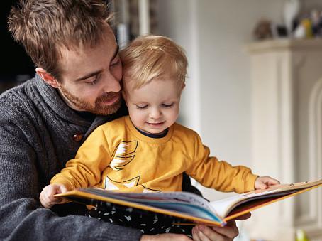 5 dečijih knjiga za hladnije dane, razvoj govora
