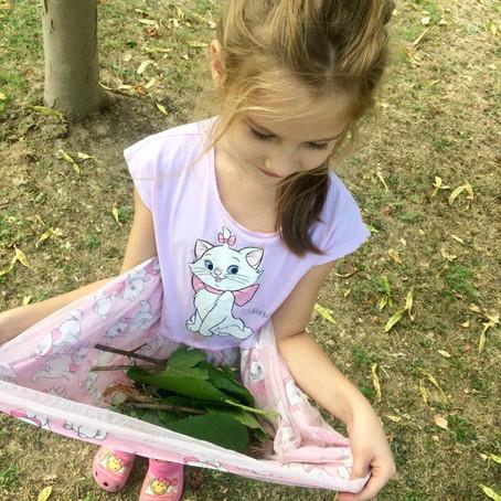 10 jednostavnih jesenjih aktivnosti koje možete igrati sa decom,igre prirodnim materijalima