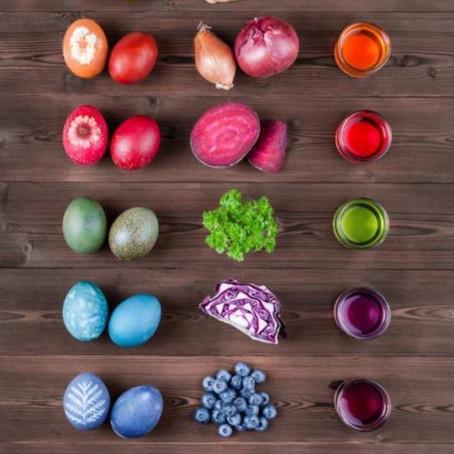 Farbanje jaja, ideja za mame i decu