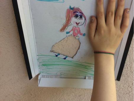 Nacrtaj devojčicu i pokreni magiju, razvijanje kreativnosti